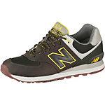 NEW BALANCE ML 574 Sneaker Herren olive