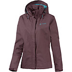 VAUDE Escape Light Regenjacke Damen pflaume