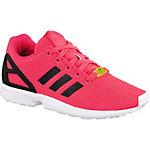 adidas ZX Flux K Sneaker Kinder pink/schwarz