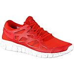 Nike Free Run 2 Sneaker Herren rot/weiß