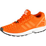 adidas ZX Flux Techfit Sneaker Herren orange