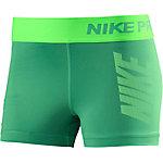 Nike Pro Dry Fit 3'' Tights Damen grün/hellgrün