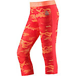 Reebok Tights Damen koralle/orange