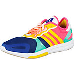 adidas Yvori Fitnessschuhe Damen pink/blau/grün
