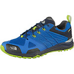 The North Face Ultra Fastpack II GTX Wanderschuhe Herren blau/grün