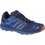 The North Face Litewave TR Mountain Running Schuhe Damen blau/koralle