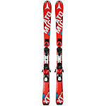 ATOMIC Redster Jr. III + XTE 7 All-Mountain Ski Kinder rot/weiß