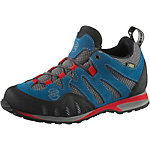 Hanwag Sendero Low GTX Surround Wanderschuhe Damen blau