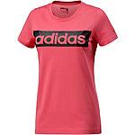 adidas Funktionsshirt Damen pink/schwarz