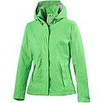 Maier Sports Sylt Regenjacke Damen grün