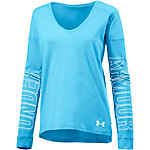 Under Armour Funktionsshirt Damen hellblau