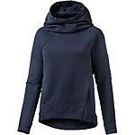 Nike Tech Fleece Hoodie Damen dunkelblau