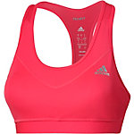 adidas Techfit Sport-BH Damen koralle