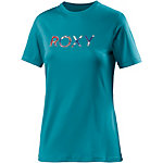 Roxy Palms Away Surf Shirt Damen türkis
