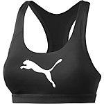 PUMA PWRSHAPE Forever Sport-BH Damen schwarz/weiß