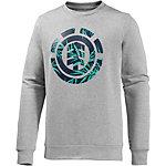 Element Nam Palm Fill Sweatshirt Herren graumelange