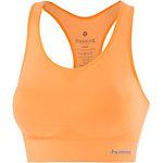 hummel Sue Sport-BH Damen orange