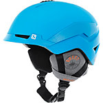 Salomon Quest Access Skihelm blau