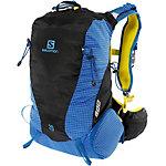 Salomon S-Lab X Alp 20 Tourenrucksack blau/schwarz/gelb