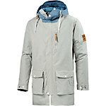 Colour Wear Blizzard Funktionsjacke Herren grau