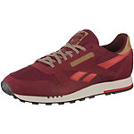 Reebok CL LEATHER UTILITY Sneaker Herren rot/orange