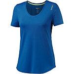 Reebok T-Shirt Damen blau