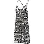WLD Need Salt Trägerkleid Damen schwarz/weiß