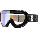 SCOTT Capri Skibrille schwarz