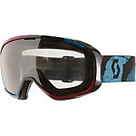 SCOTT Fix Skibrille blau/rot