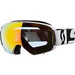 SCOTT Goggle LCG Compact Skibrille weiß/schwarz