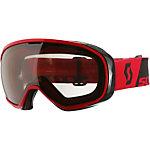 SCOTT Fix Skibrille rot/schwarz
