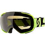 SCOTT Linx Skibrille gelb/schwarz