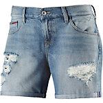 Tommy Hilfiger Shorts Damen destroyed denim