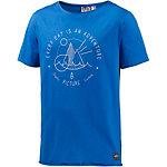 Picture Everyday Printshirt Herren blau