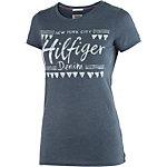 Tommy Hilfiger Lala Printshirt Damen hellblau