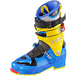 Dynafit TLT 6 Mountain CR Tourenskischuhe blau/gelb