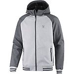iriedaily City College 2 Funktionsjacke Herren grau/anthrazit