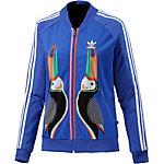 adidas Polyjacke Damen blau