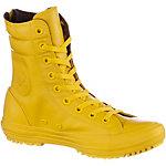 CONVERSE Hi-Rise Boot Rubber Sneaker Damen gelb