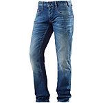 PME LEGEND Commander Loose Fit Jeans Herren blue denim