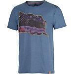 TIMEZONE T-Shirt Herren blau