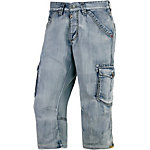 TIMEZONE DamiroTZ 3/4-Jeans Herren light washed denim