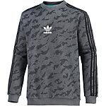 adidas Sweatshirt Herren anthrazit/schwarz