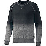Pepe Jeans Sweatshirt Herren schwarz/grau melange