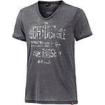TIMEZONE V-Shirt Herren anthrazit