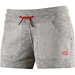 The North Face Terry Shorts Damen oliv/grau