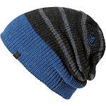 Volcom Mod Stripe Beanie blau