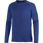 ORTOVOX Merino Ultra 105 Funktionsshirt Herren blau