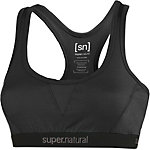 super natural Sport-BH Damen schwarz