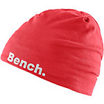 Bench Beanie Kinder rot